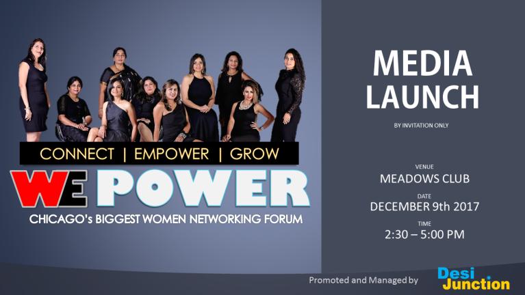 WEC WE Power Launch - Banner 2